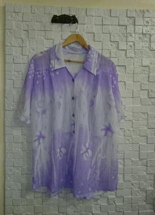 Блузка женская (большой размер)