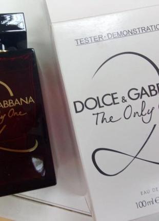 Dolce&gabbana the only one , 100 мл, оригинал
