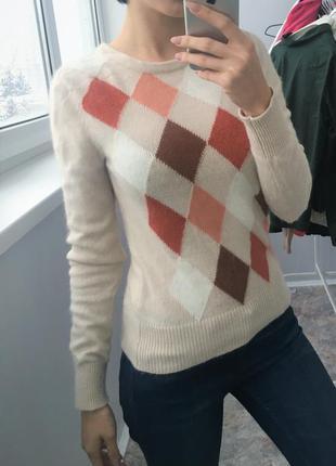 H&m приятная теплая кофта свитер