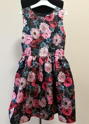 Плаття для дівчинки 11 12років