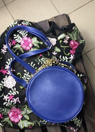 Яскрава сумка клатч graceland