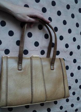 Винтажная сумка-ридикюль, ретро, винтаж