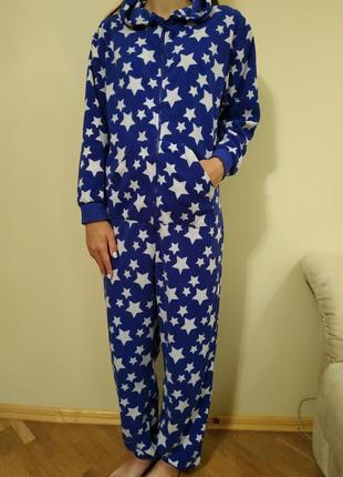 Кигуруми, пижама флисова,  на размер м