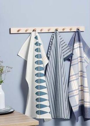 Кухонное полотенце tchibo, германия - 100% хлопок