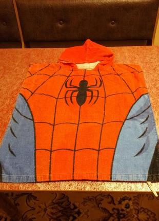Полотенце  человек паук
