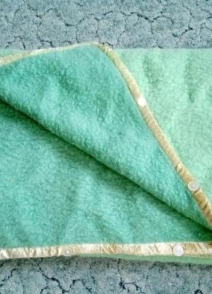 Одеяло шерстяное 140*200