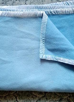 Шерстяное одеяло 110*190
