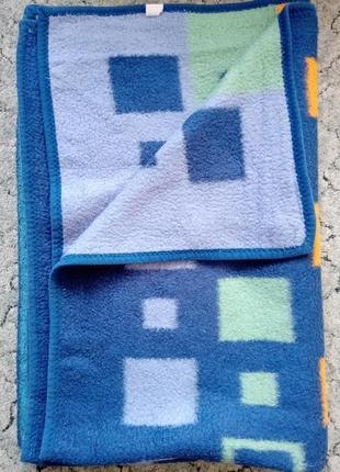 Одеяло-плед шерстяное 150*200