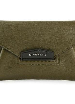 Givenchy antigona clutch новый в пыльнике  клатч сумка средний