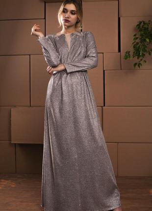 Изысканное, сверкающее, дизайнерское платье!!!
