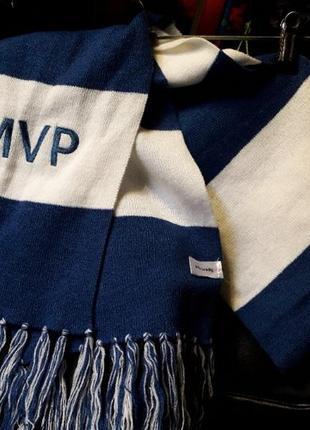 Мужской приятный теплый шарфик фирмы sport tek