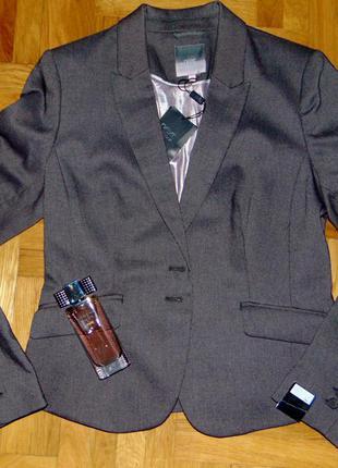Приталенный пиджак next