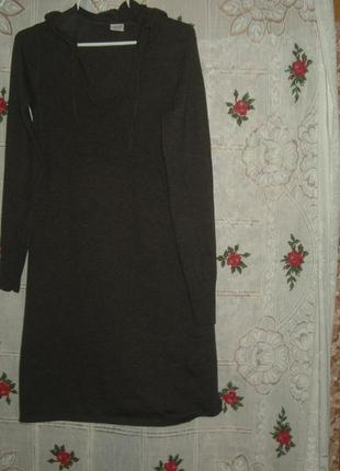 """Супер платье""""esprit""""р.м,50%коттон,20%шерсть,30%акрил"""