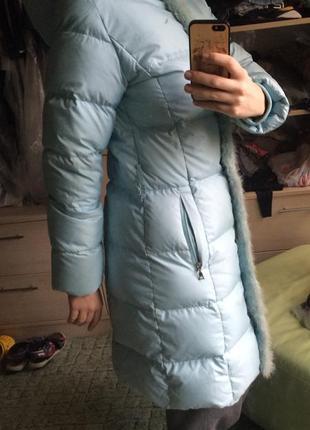 Продаётся зимнее пальто(пуховик)