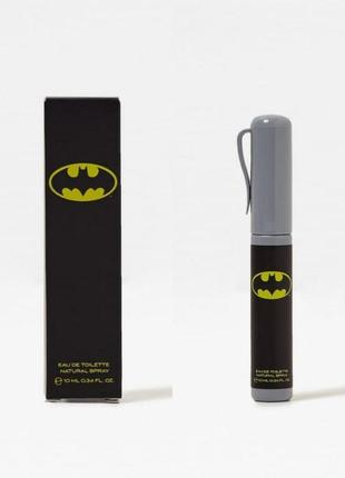 Zara batman 10мл!  свежий, чистый аромат! оригинал, испания!