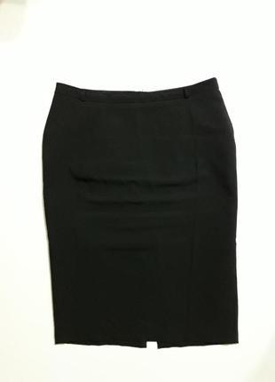 Фирменная юбка карандаш на подкладке
