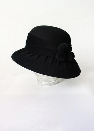 Шляпа 100% шерсть англия