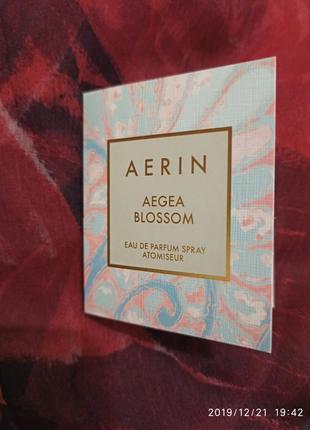 Пробник парфюма aerin