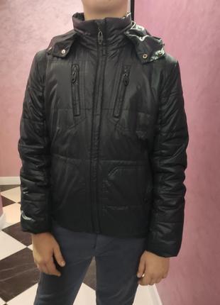 Демісезонна курточка 146-158