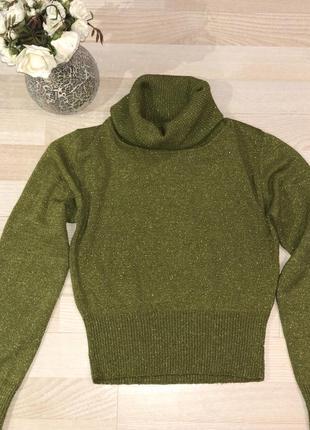 Нереально красивый свитерок