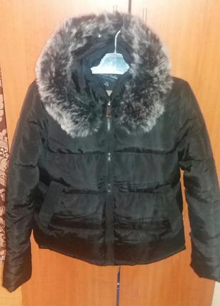 Куртка тепла зима, холодна осінь/весна