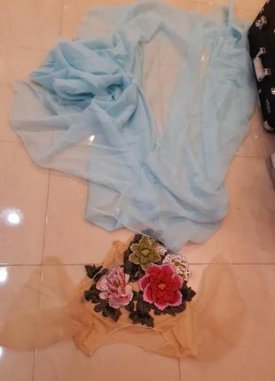 Будуарное платье для беременных