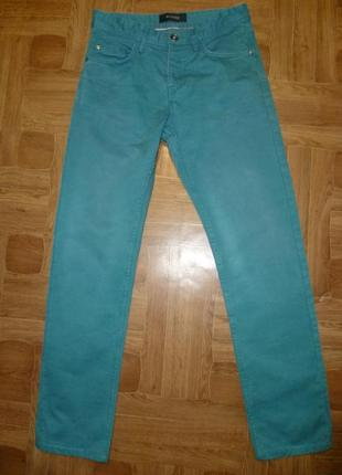 Брендовые джинсы-мом на болтах,высокая посадка,винтаж,осень-зима-весна