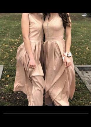 Вечірня сукня сукня для дружки випускна сукня платье