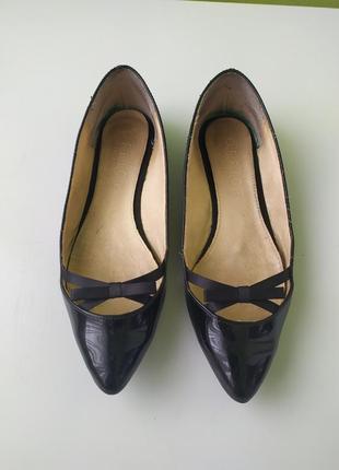 Классные туфельки балетки office