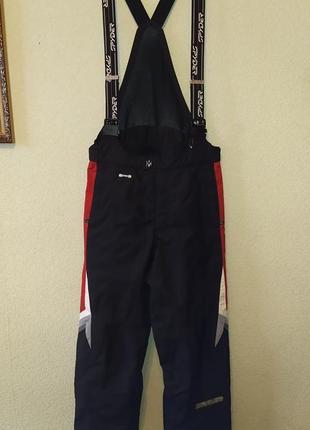 Мужские горнолыжные штаны spyder