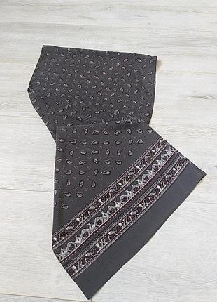 Классический шарф