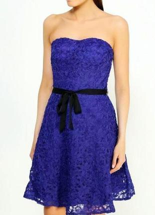 Платье бюстье morgan