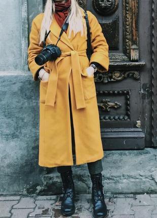 Зимнее пальто weannabe