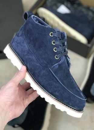 На меху! ботинки зимние ugg черевики зимові кросівки кроссовки зима