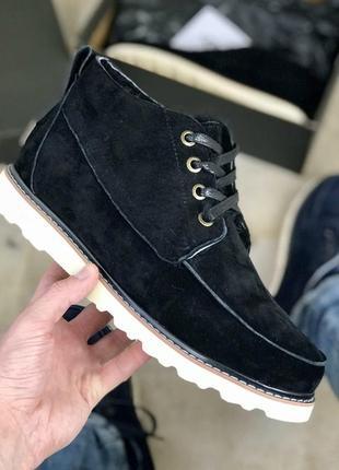 На меху! зимние ботинки ugg черевики зимові угги кросівки кроссовки