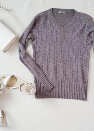 Базовий гольф светр