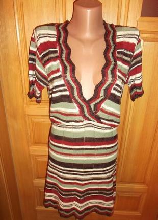 Туника платье стильно р. l - new look