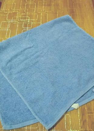 Махровое полотенце 50 на 90 см