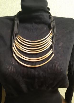 Ожерелье - колье