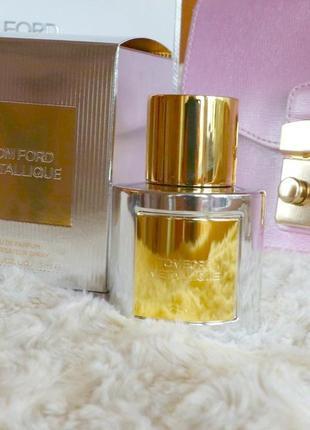 Metallique tom ford_original eau de parfum 3 мл затест_парфюм.вода