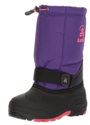 Зимние ботинки сапоги сноубутсы snowboots kamik