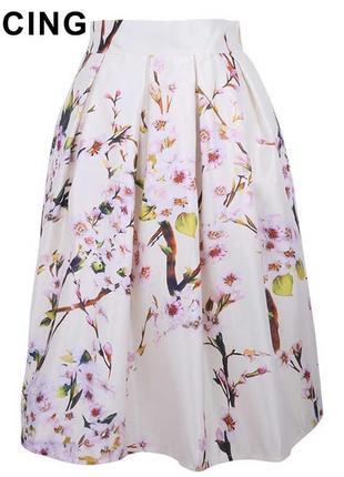 Жаккардовая юбка милейшая