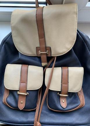 Рюкзак accessorize в отличном состоянии