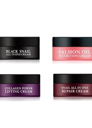 Крем с лососевым маслом и пептидами eyenlip salmon oil intensive