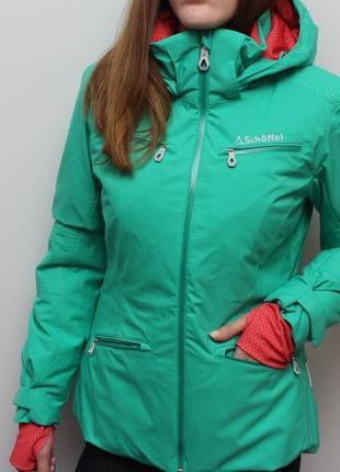 Превосходная лыжная высокофункциональная куртка shoffel
