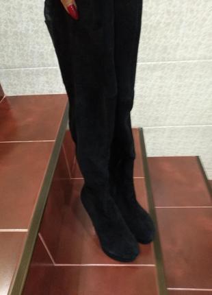 Високі чоботи