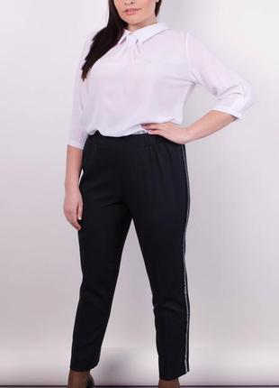 Женские брюки размеры: 52-68