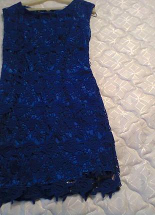 Платье вечернее со змейкой манго