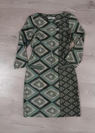 Платье от петра сороки в принт