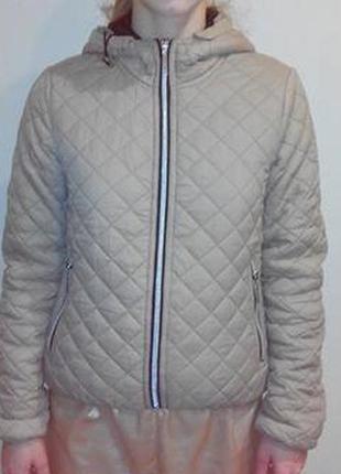 Теплая стильная курточка reserved